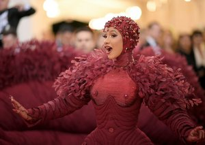The 2020 Met Gala theme is 'About Time'