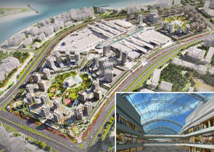 Dubai's largest mall gets skylight and retractable roof
