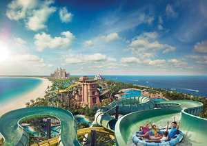 Dubai's Aquaventure to get 12 new terrifying slides