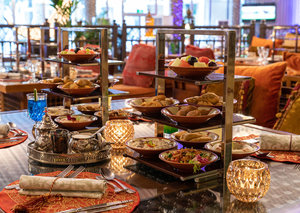 Ewaan Iftar Review at The Palace Downtown Dubai