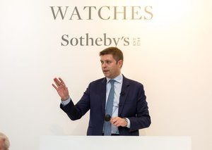 Rolex and Patek break records at Sotheby's watch sale