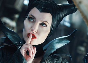 Maleficent 2: Battle of the cheekbones