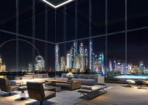 AED73 million penthouse sold becomes Dubai's most expensive