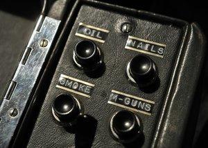 Aston Martin reveals spy gadgets in its $3.5 million Bond tribute DB5