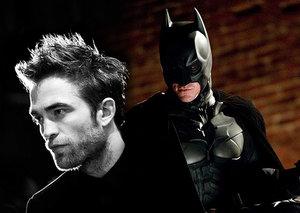 Robert Pattinson will be the new Batman