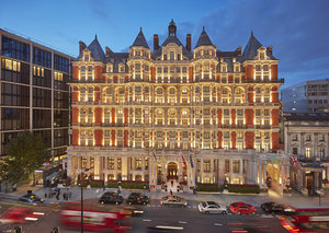 Mandarin Oriental Hyde Park London - Tradition reimagined
