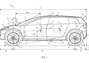 Dyson unveils all-electric car patent and vehicle division