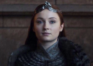 So is Sansa Stark Queen of the North now?