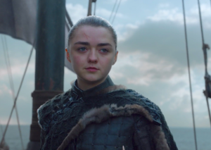 Where is Arya going in Game of Thrones season finale?