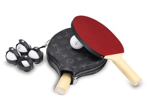 Louis Vuitton just dropped a US$2,000 ping pong set