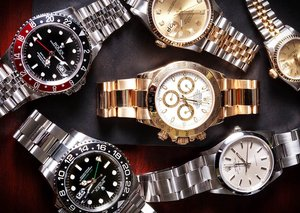Why is a Rolex watch so popular?