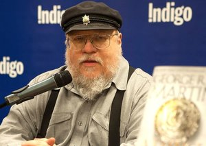 George RR Martin is still writing the real ending to Game of Thrones