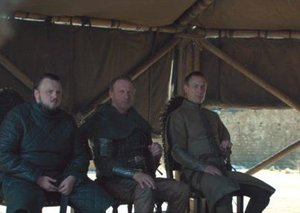 Plastic bottles spotted in Game of Thrones finale