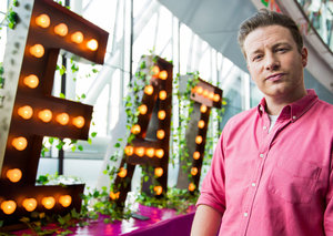 New Jamie Oliver show to hit your TV screen today