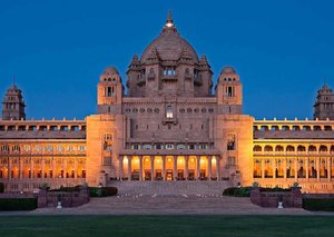 You can now stay in Jodhpur's Umaid Bhawan Palace
