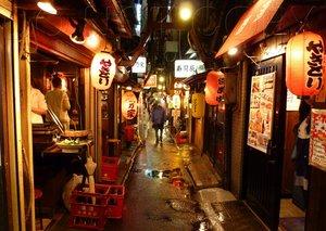 Japan declares war on street food 'ban manners'