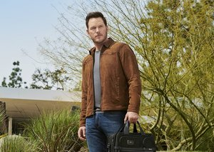 Meet the new face of TUMI, Starlord himself Chris Pratt