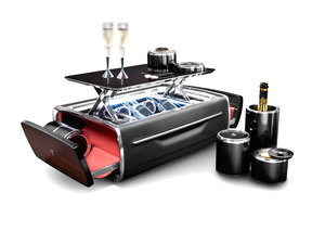 This Rolls-Royce's drinks chest costs more than your car