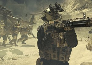 New Call of Duty game simply named 'Call of Duty: Modern Warfare'