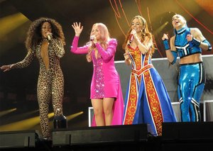 Spice Girls disappoint fans in their long awaited concert