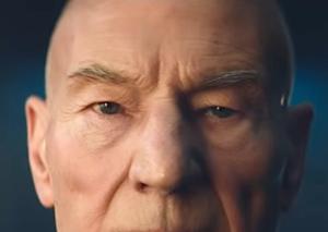 Star Trek Picard trailer shows Jean-Luc in a bad way