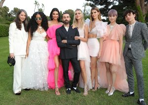 Giambattista Valli will be designing menswear for the first time