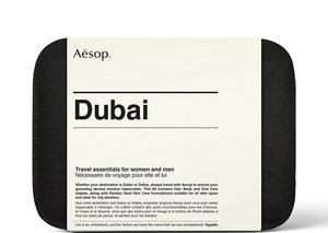 Aesop Travel Kits embrace the Dubai lifestyle