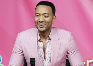 John legend makes a good case for the pink suit