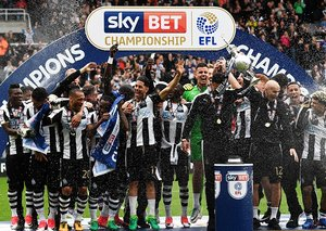 An Abu Dhabi royal is reportedly buying Newcastle United