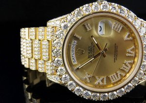 This Rapper just gifted his 5-year-old son a $29,000 Rolex