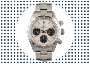 New Rolex Auction features super collectible Daytona watches