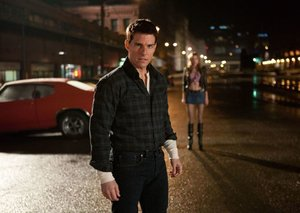 Tom Cruise lost role as Jack Reacher because he's too short