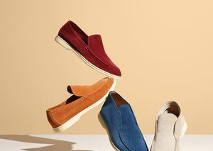 These Loro Piana slip-ons are a low-key status symbol