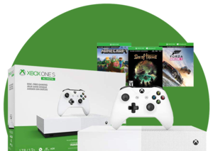 Xbox One S All-Digital Console explained