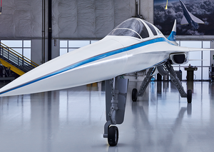 Boom Supersonic wants to be Concorde 2.0
