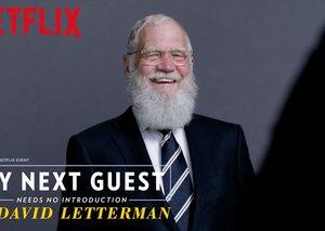 Lewis Hamilton, Kanye West to star in David Letterman's Netflix show