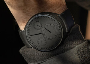 This is the coolest new watch you've never heard of