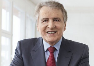 Tissot President François Thiébaud on why the brand is for the masses