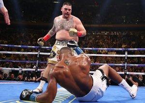 Anthony Joshua suffers shocking KO defeat against Andy Ruiz