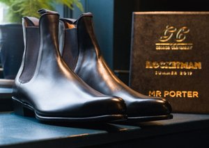 Mr Porter release 'Rocketman by Kingsman' capsule collection