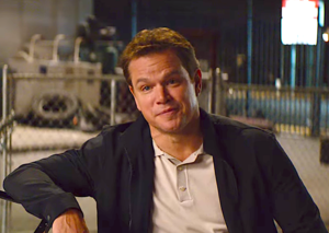 Ford v Ferrari puts Matt Damon and Christian Bale in the driver's seat