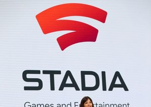 Google Stadia game streaming service looks like a real console