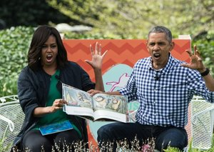 Barack and Michelle Obama to make podcasts for Spotify