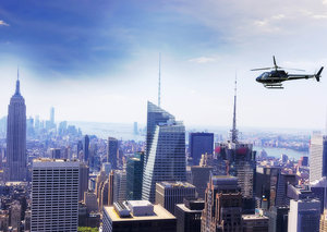 After Dubai, Uber's helicopter service lands in New York