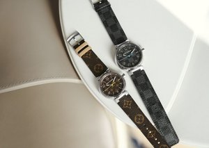 Watch of the Week: Louis Vuitton's new Tambour