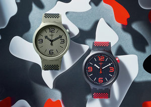 Introducing the Swatch x BAPE collection