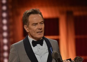 Bryan Cranston calls Trump 'Enemy of the People' in Tonys speech