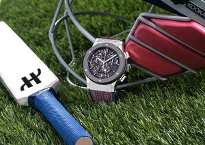 Hublot doesn't like the Cricket World Cup, it loves it…