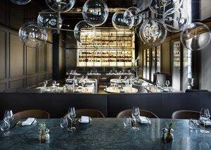 Review: Laurent Café Royal, London