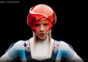 The Chemical Brothers get futuristic Eve of Destruction music video